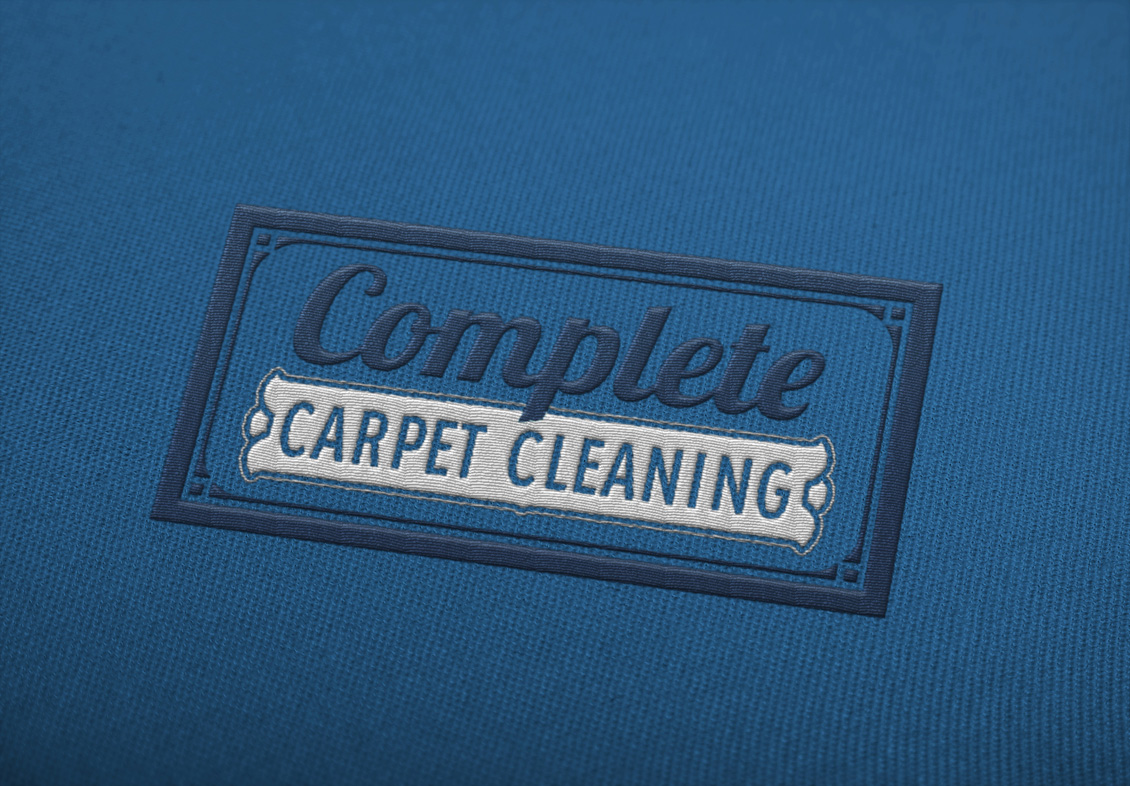 Complete Carpet Cleaning Embroided