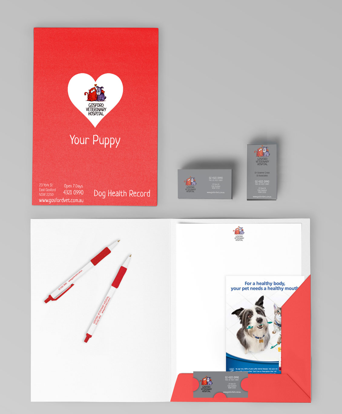 gosford-vet-welcome-pack