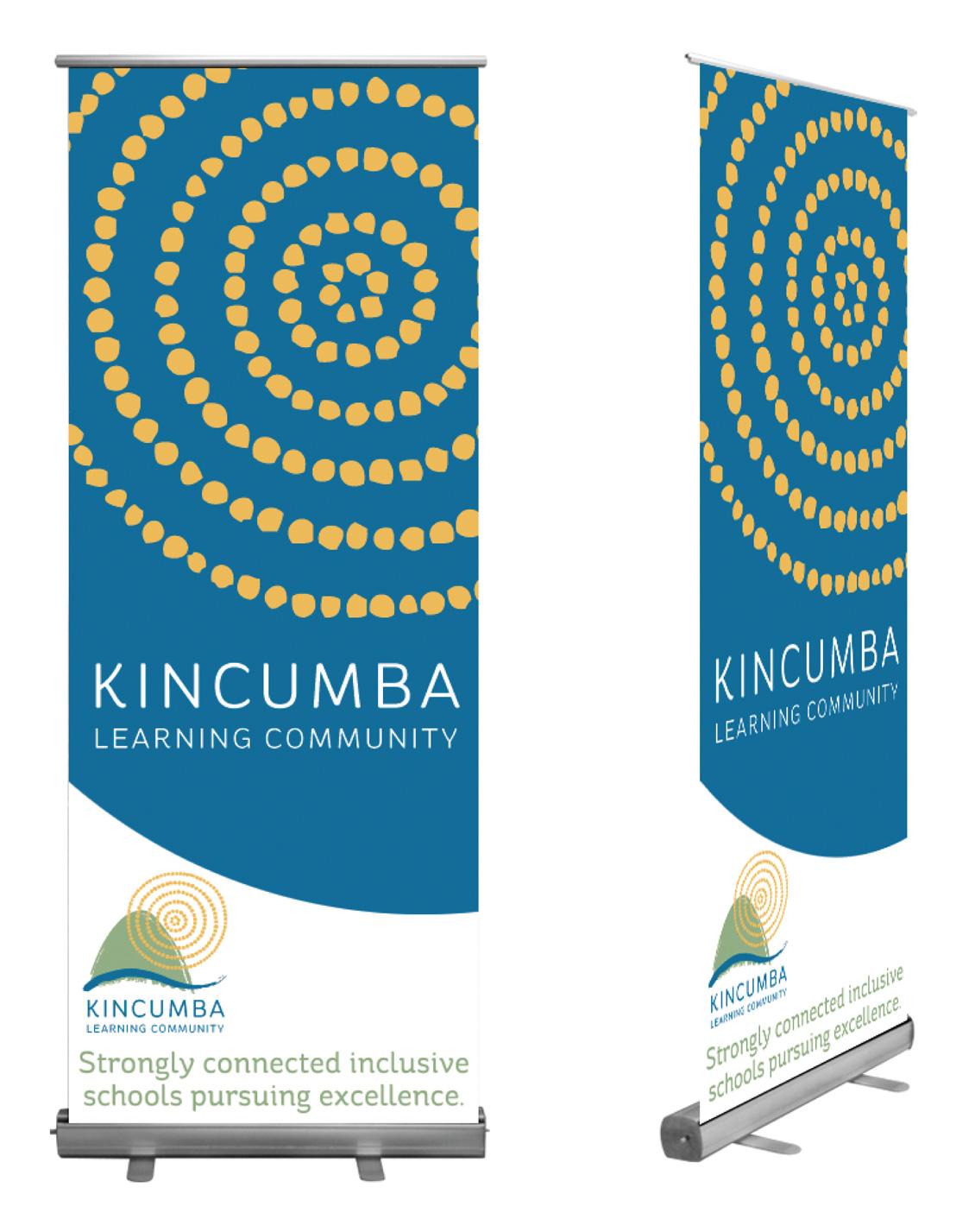 Kincumba Learning Community Banner