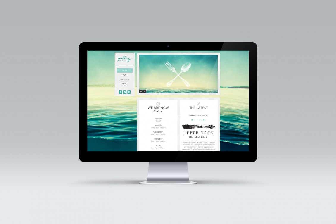 galley-website