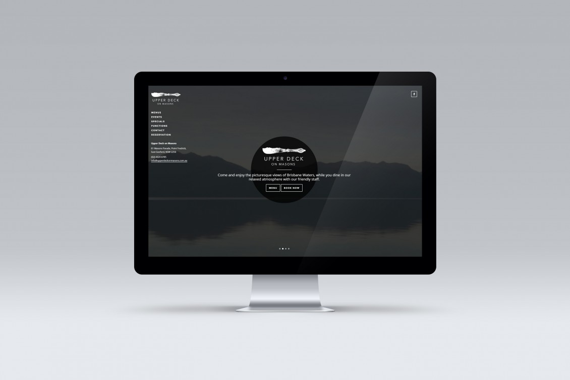 upperdeck-website