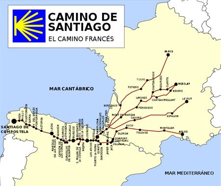 camino-de-santiago-map